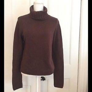 Banana Republic women's turtleneck sweater size L